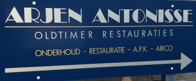Automobielbedrijf Arjen Antonisse