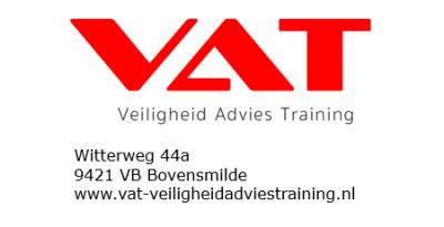 VAT  veiligheid advies training