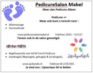Pedicure Salon Mabel