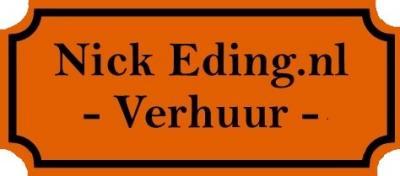 Nick Eding Verhuur